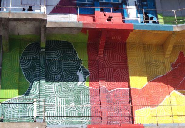 ART URBAIN POPOF 08 Immeuble