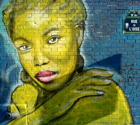 ART URBAIN POPOF 02 Rue de l'oise
