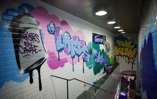 Nasty art urbain