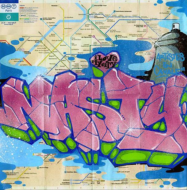 plan-de-metro street art