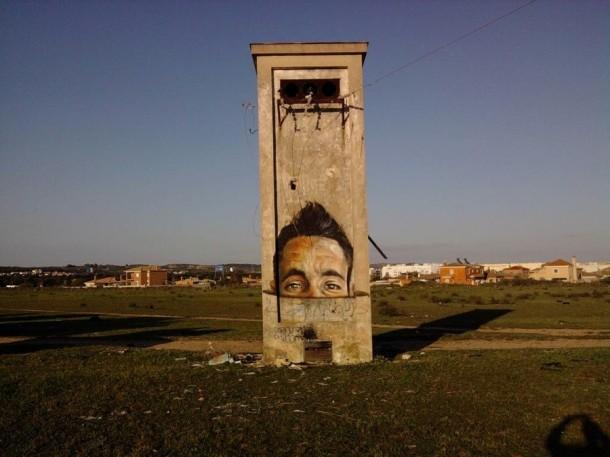 art urbain Mesa