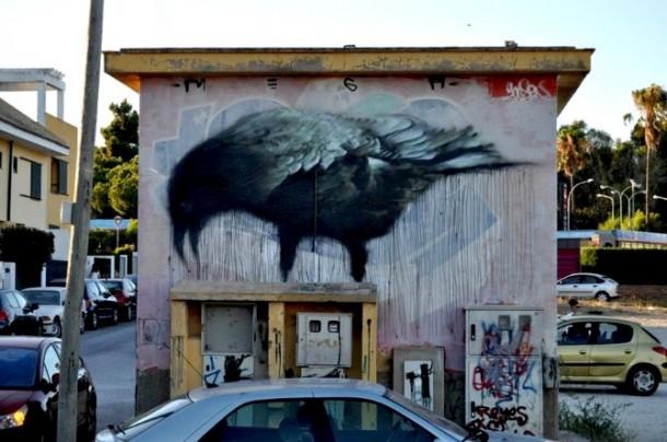Street Art de MESA III