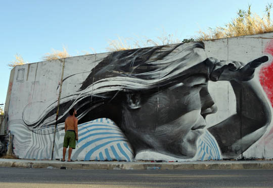 Street Art de MESA IV