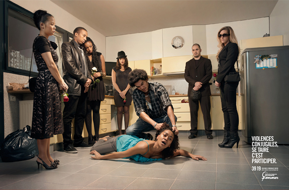 les photomontages de jean-yves-lemoigne-violences conjugales