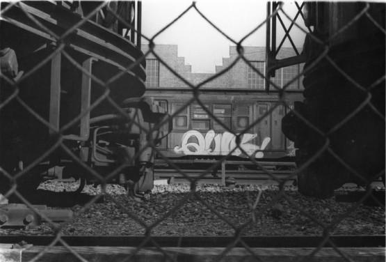 street art train quik