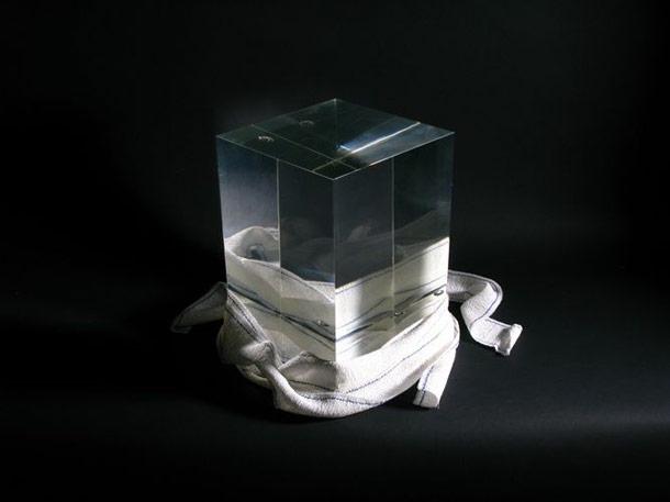 sculpture Alexandre Nicolas ART URBAIN L homme invisible