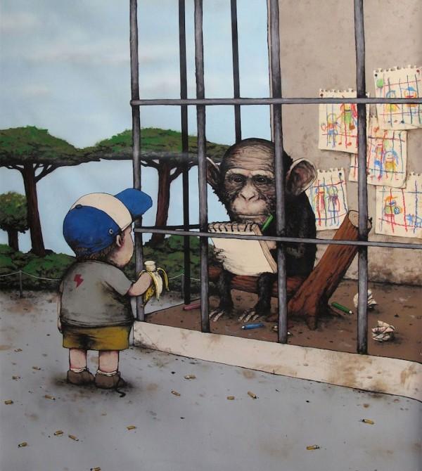 street art DRAN 12