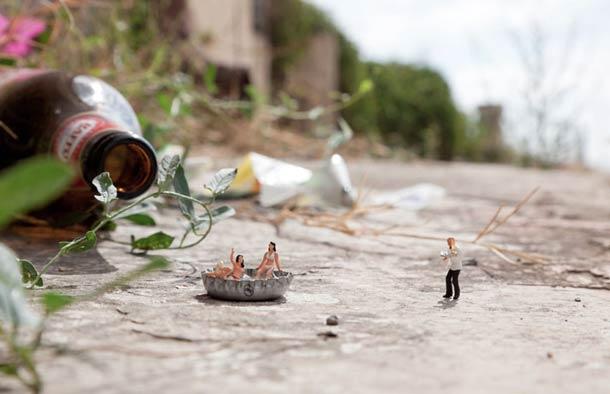 street art Slinkachu 03