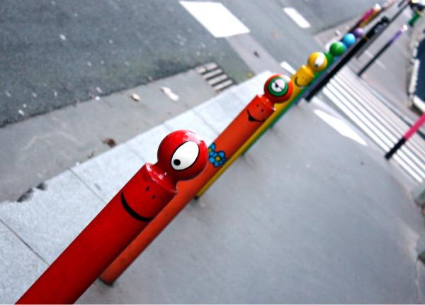 street art Le CyKlop 09