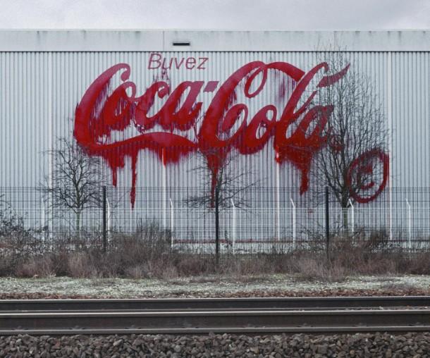 ZStreet art EVS Coca Cola