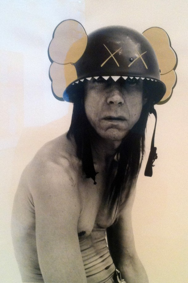 Kaws Army Hat