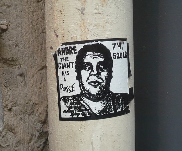 Street Art Shepard Fairey Andre the Giant Has a Posse 01