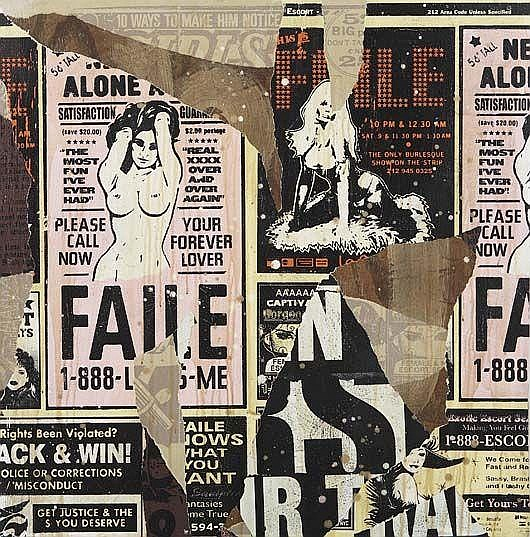 Street art FAILE Collectif d'artiste 05