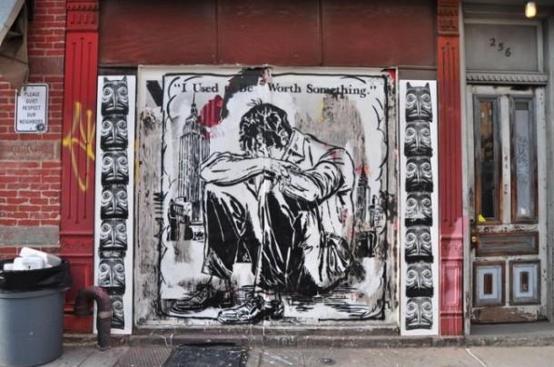 Street art Crew FAILE 33