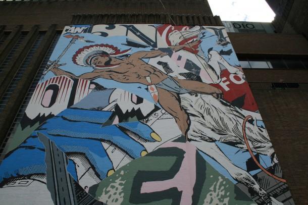 Street art Crew FAILE 35