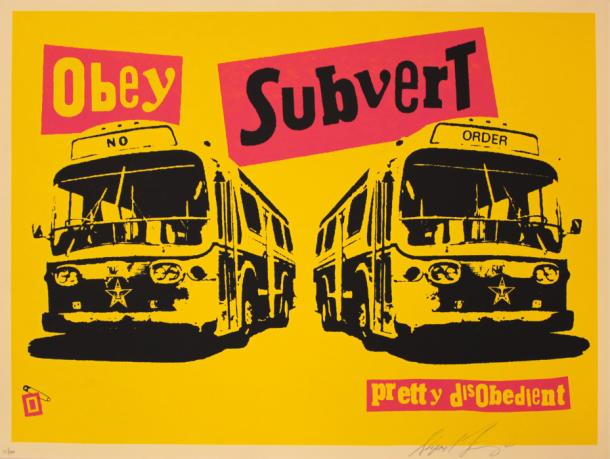 Obey Subvert , 2001