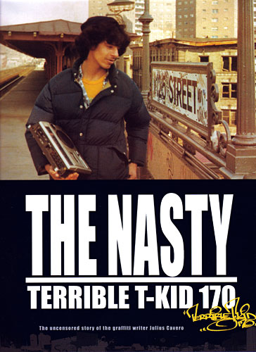 Affiche The Nasty Terrible T-kid 170
