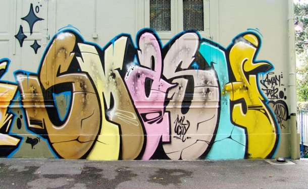 Street artGraffiti 02 Smash 137 Smash 137 01