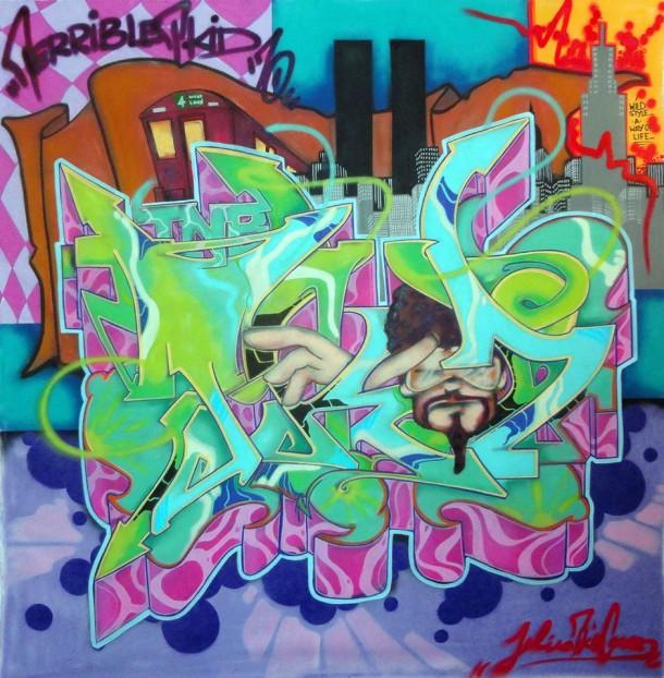 Terrible T-kid 170 Toile 05