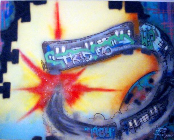 Terrible T-kid 170 Toile 06