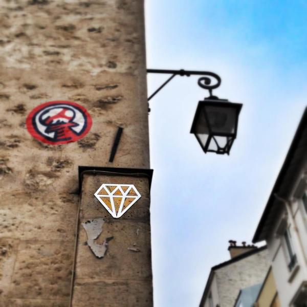 Le diamantaire et son street d co for Miroir des joyaux