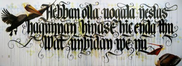 Calligraffiti Niels Meulman 09