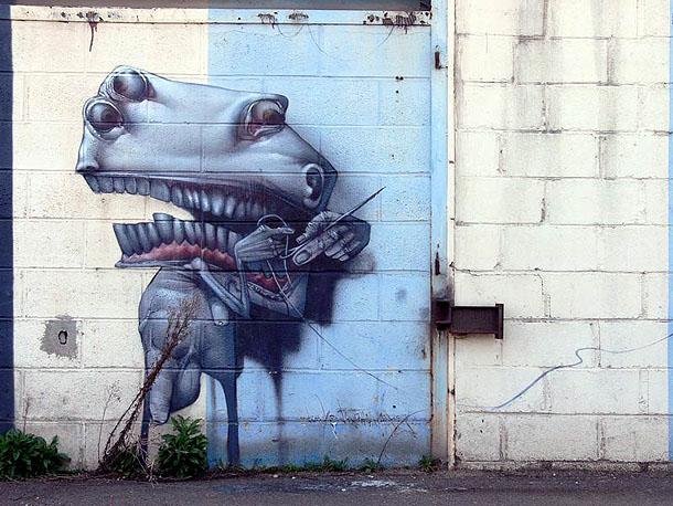 Bom. K Graffiti 2