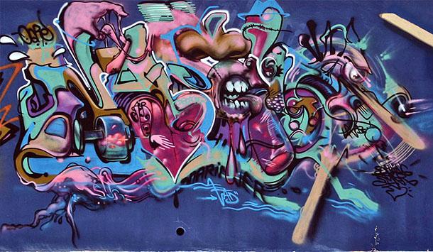 Nascio street art