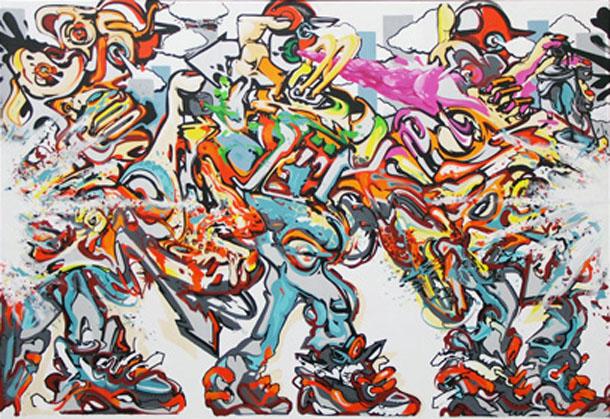 Nassyo street art