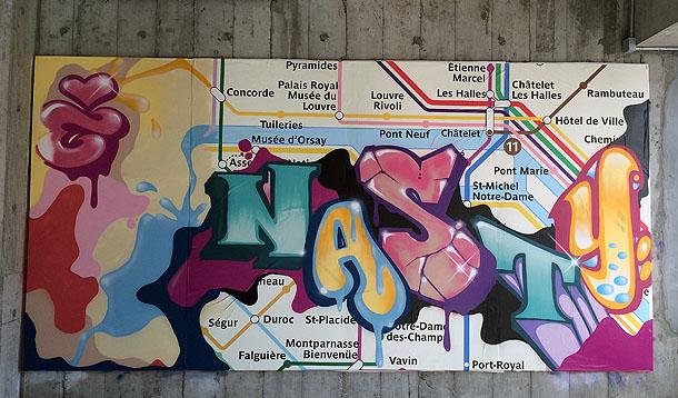 Nasty street art 2
