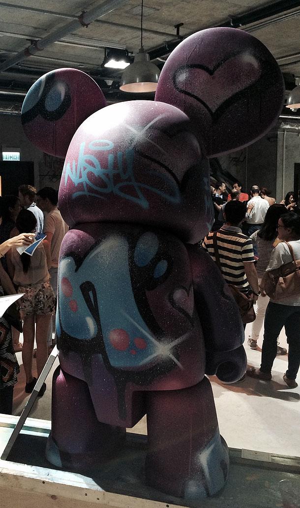 street art exposition