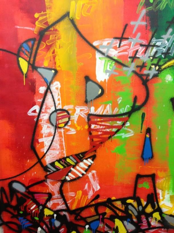 Kongo Peinture 2