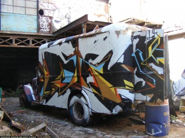 Camionette-lek 2009