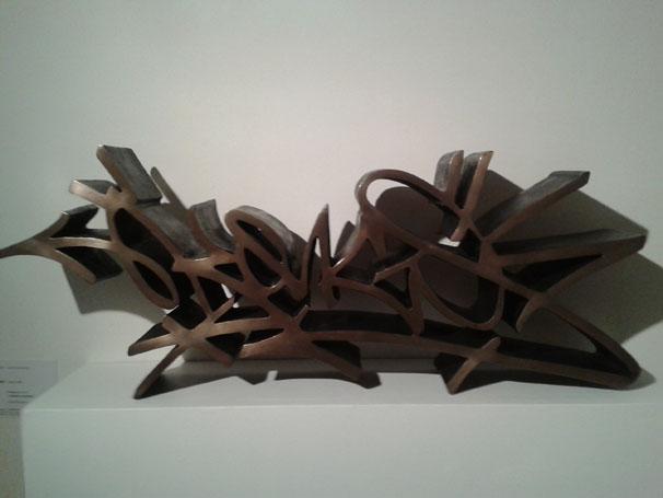 Galerie Matignon: bronze réalisé de main d'orfèvre par la fonderie Blanchet Landowski