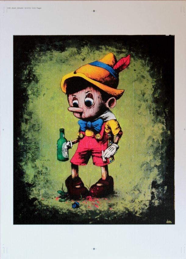 Junky Pinochio