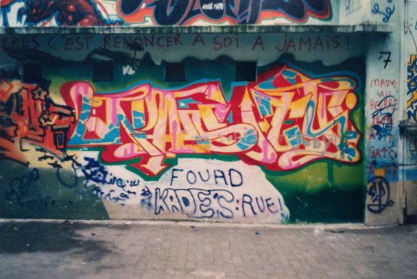 Squat 6eme arrondissement de Paris