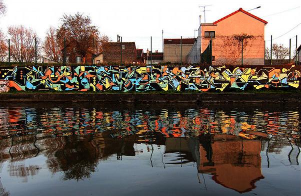 Lek sur les quai de seine, 2012