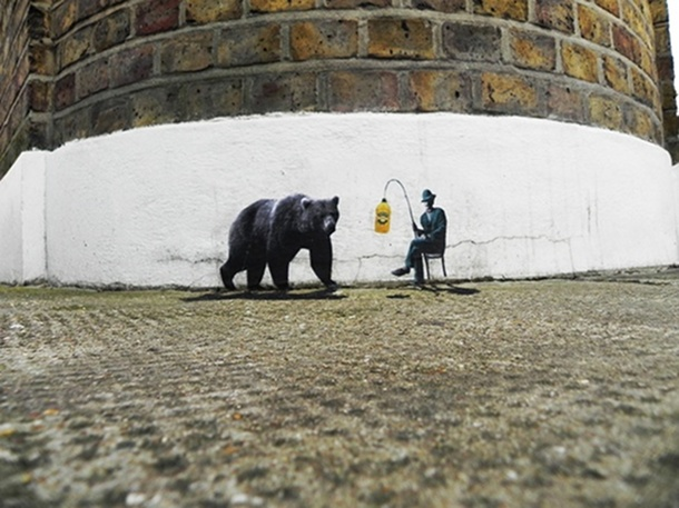Pablo Delgado art urbain