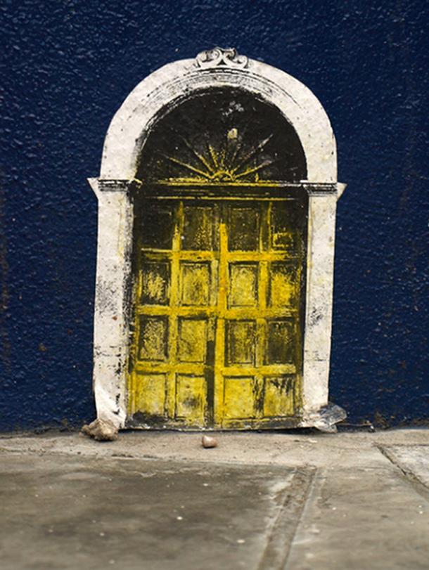 street art Pablo Delgado