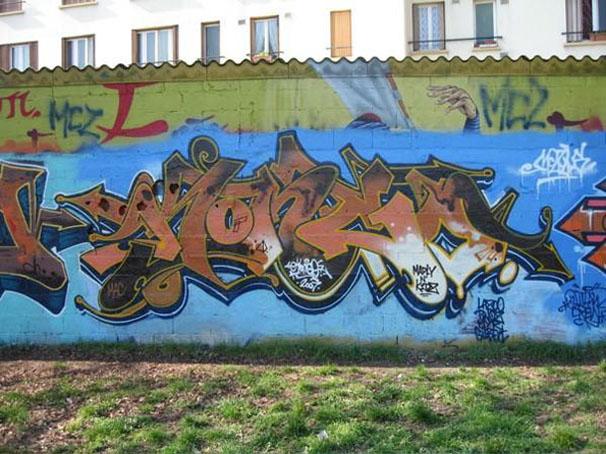 Kongo graffiti.juillet 2014