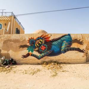 CURIOT graffiti