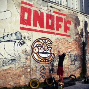 Street art On Off