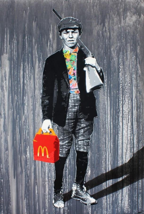 Kurar street art