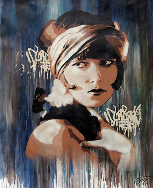 Btoy -Louise Brooks