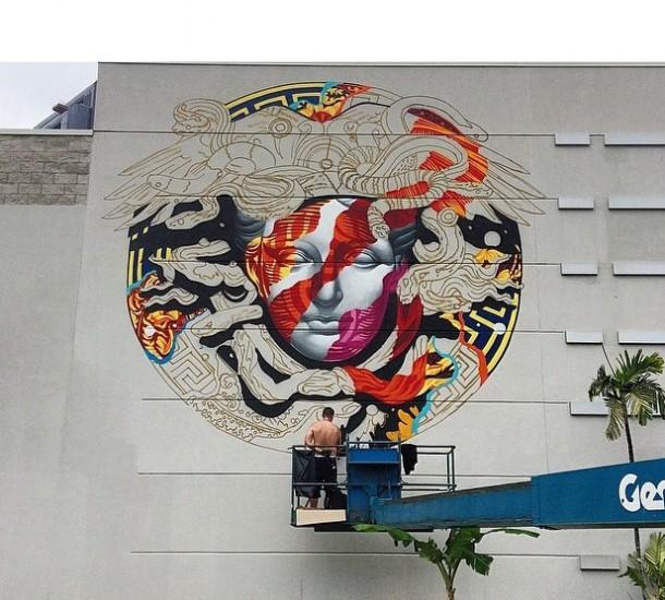 Tristan Eaton Un Style Street Pop Strip Art Le Blog