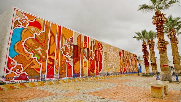 Tunisie.