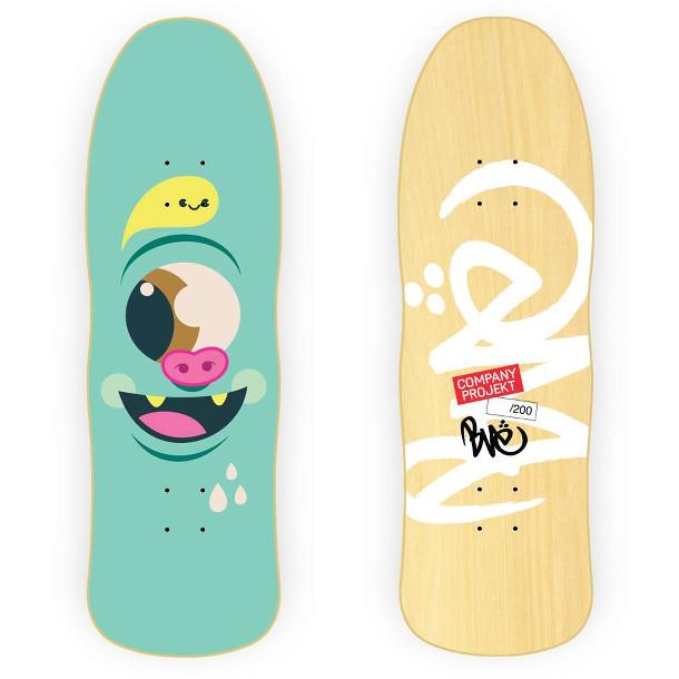 skate board comapny projeckt
