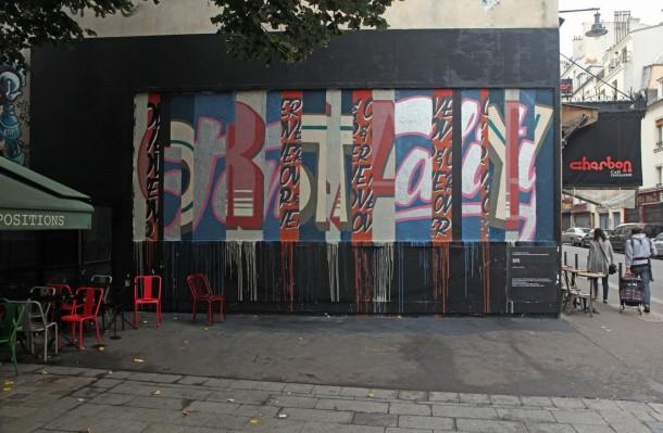 Ripo, Le Mur Asso - 2014