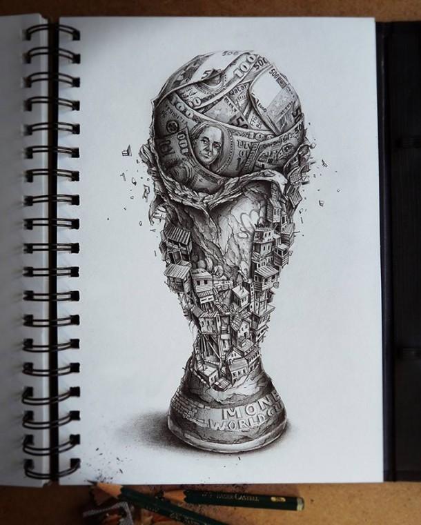 Pez worldcup 2014, Brasilia