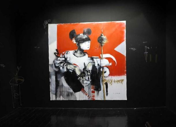 Anthony Lister street art 2